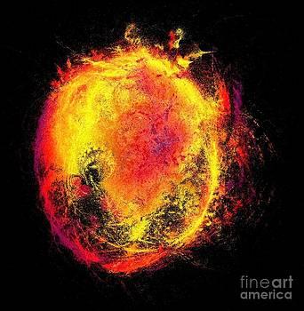 Gail Matthews - Fire and Heat of the Sun