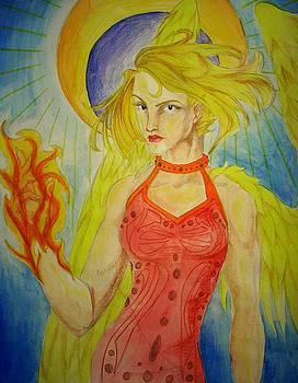 Diane Peters - Fire Angel