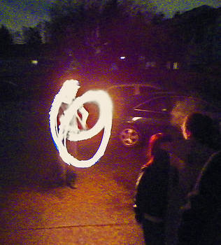 Fire Dancer 2 by Seth Shotwell