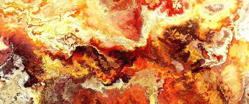 Fire Dragon by Jury Onyxman