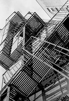 Fire Escapes by Andrew Kazmierski