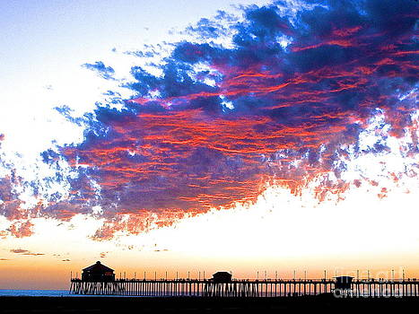 Fire in the Sky by Margie Amberge