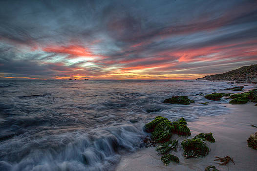 Fire in the Sky by Michael Tingey
