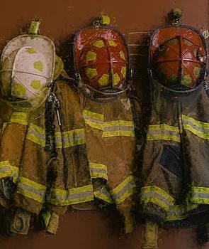 Fire by Jennifer Burley