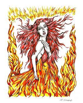 Fire by Karen Sirard