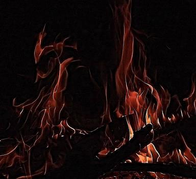 Fire by Rachel Hames