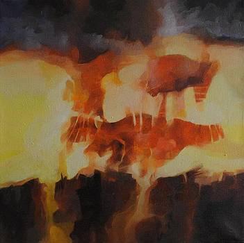Fire by Sashka Mitrova