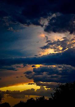 Fire Sky 2 by Ken Rutledge