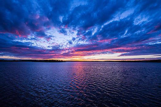 Fire Sky by Darren Langlois