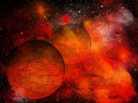 Fireball by Anita Reynolds