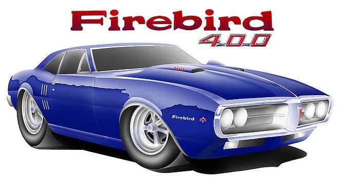 Firebird 400 by Lyle Brown