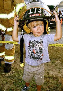 Firefighter Dreams by Lisa Merman Bender