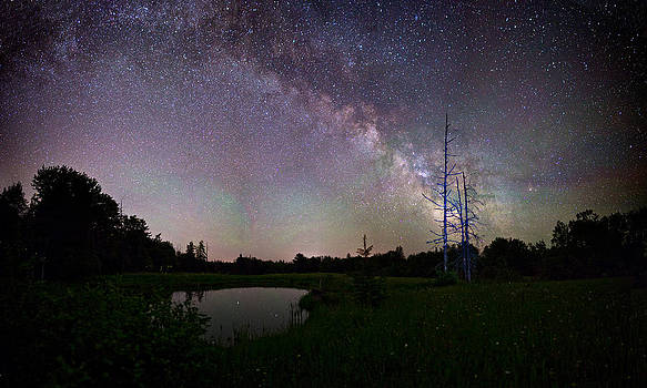 Fireflies Under the Stars by Brent L Ander