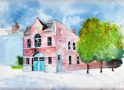 Firehouse by Sandi Stonebraker