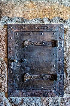 Jon Burch Photography - Fireplace Door
