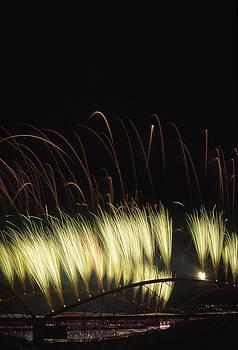 Firework I by Henrique Souto