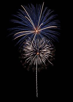 Fireworks 02 by David Kittrell