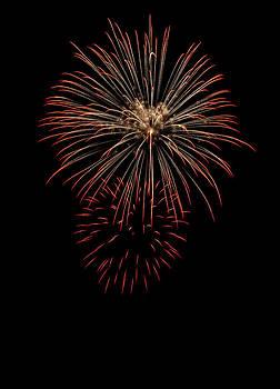 Fireworks 03 by David Kittrell