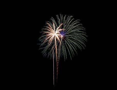 Fireworks 07 by David Kittrell