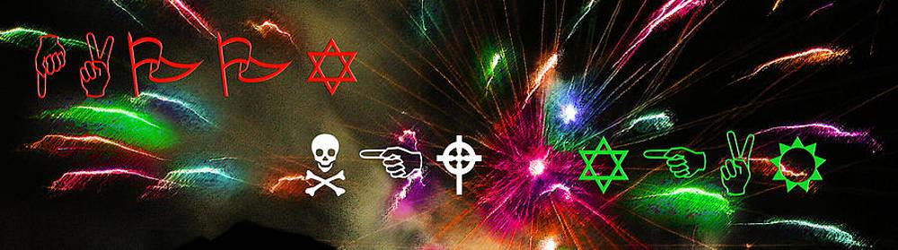 Steve Ohlsen - Fireworks - Happy New Year 2