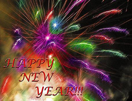 Steve Ohlsen - Fireworks - Happy New Year