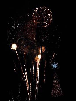 Fireworks by Isabella Rocha