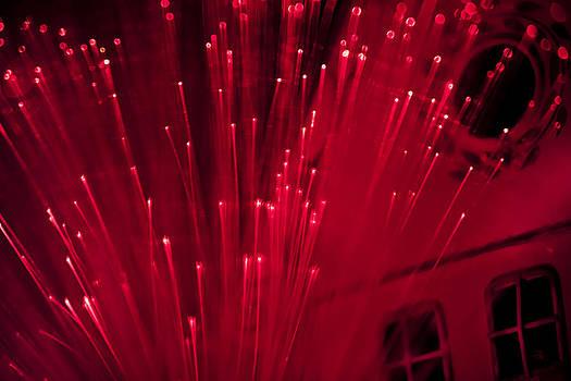 Steven Poulton - Fiber Optic Fireworks