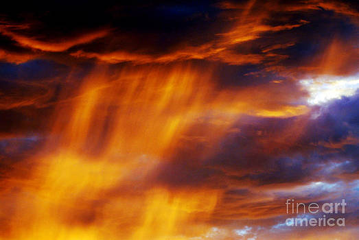 Firey Rain by Eric  Sanders
