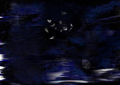 Mathilde Vhargon - FIRMAMENT CRACKED #16 Destroyed