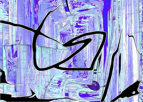Mathilde Vhargon - FIRMAMENT CRACKED #2 - Paper Sky