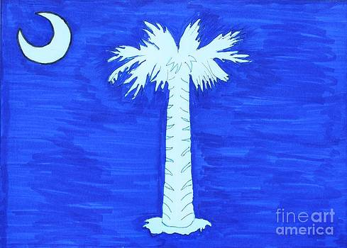 Bill Hubbard - First Flag of So. Carolina