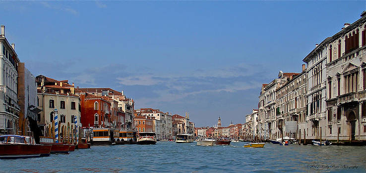 First View of Venice by Kathy Ponce