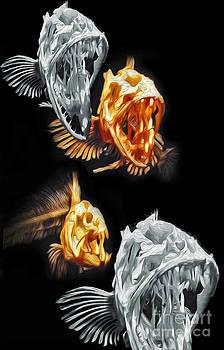Gregory Dyer - Fish Bones