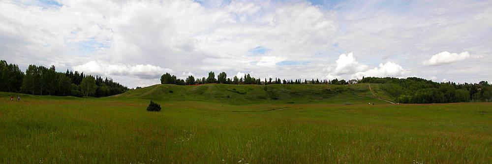 Stuart Turnbull - Fish Creek park Panorama 4