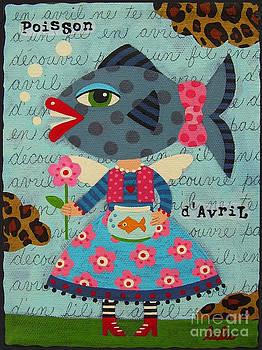 Fish Girl by LuLu Mypinkturtle