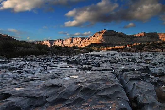 Fish River Canyon by Rafa Soriano