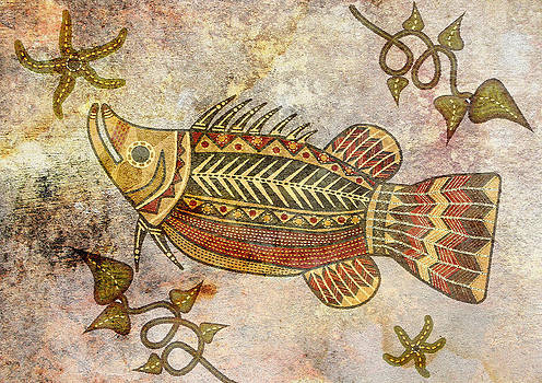 Fish by Sergey Khreschatov