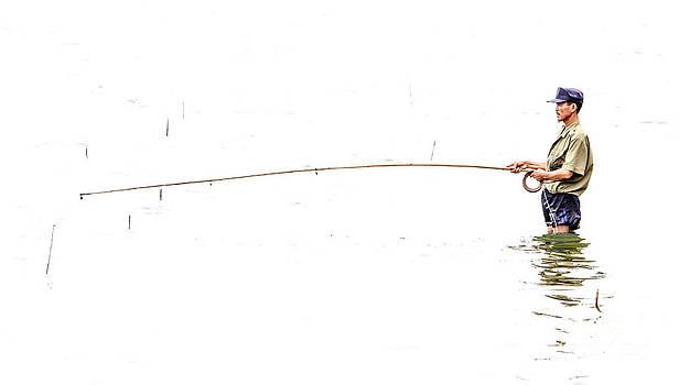 Fisherman by Paul Frederiksen
