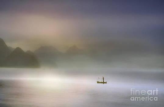 Fisherman by Paulo Sezio De Carvalho