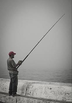 Fisherman by Tom Hudson