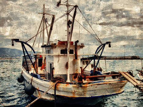 Fisherman's Boat by Roman Solar