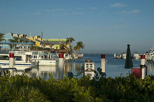 Fisherman's Village by Sheri Heckenlaible