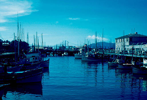 Fisherman's Wharf 1955 by Cumberland Warden