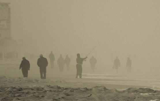 Fishers of Men by Paulette Maffucci