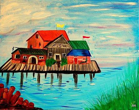 FishHouse by Rebecca West