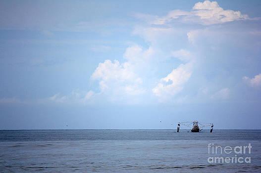 Fishing Boat Blues by Stav Stavit Zagron
