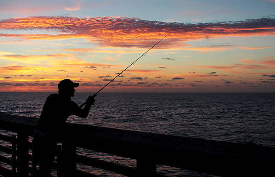 Fishing in Nags Head by Brian M Lumley