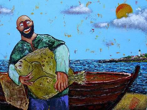 Fishing joy by Ivaylo Georgiev