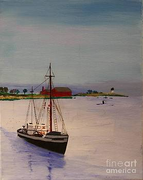 Bill Hubbard - Fishing vessel Superior