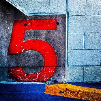 Five by Bob Orsillo